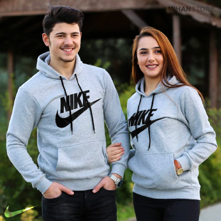خرید ست هودی مردانه و زنانه Nike با تخفیف عالی